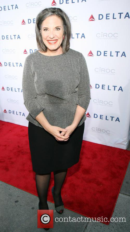 Gail Grimmett (senior Vice President For Delta Air Lines) 2