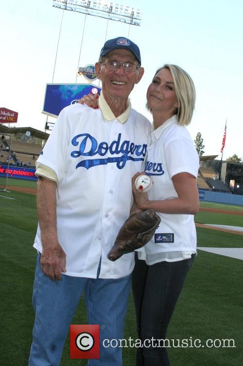 Julianne Hough and Bob Hough 2