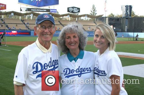 Julianne Hough, Bob Hough and Cokie Hough 7