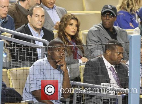 Paula Abdul, Arsenio Hall and Chris Tucker 1