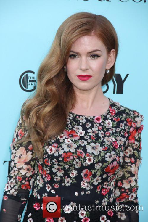 isla fisher premiere of the the great 3640967