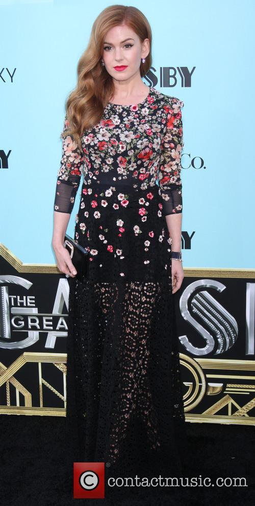 isla fisher premiere of the the great 3640970