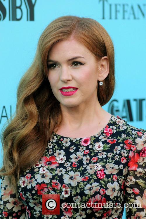 isla fisher premiere of the the great 3640396