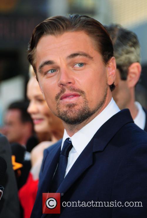 Leonardo DiCaprio, Great Gatsby Premiere