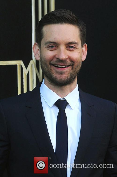 Tobey Maguire, Great Gatsby Premiere