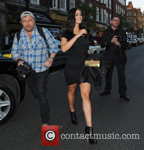 Jessica Lowndes and Atmosphere 7