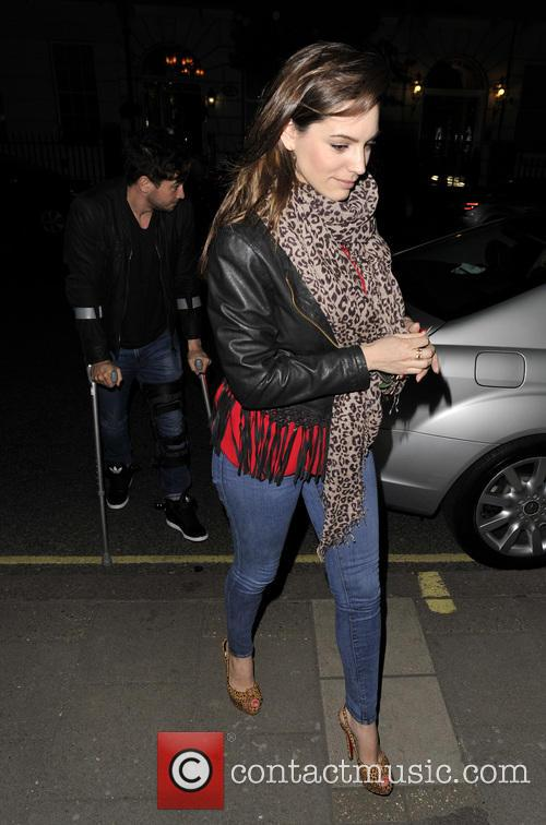Kelly Brook and Danny Ciprani 2
