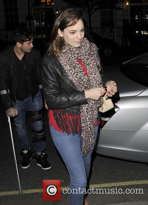 Kelly Brook and Danny Ciprani 3