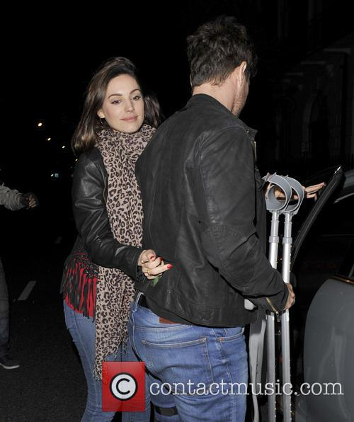 Kelly Brook and Danny Ciprani 4