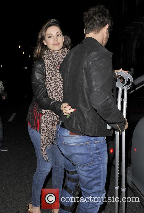 Kelly Brook and Danny Ciprani 7