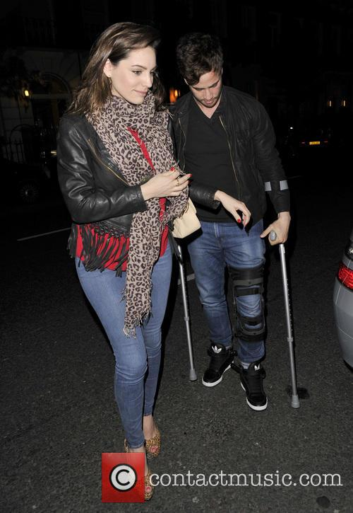 Kelly Brook and Danny Ciprani 10
