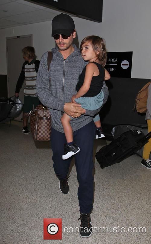 Scott Disick and Mason Disick 1
