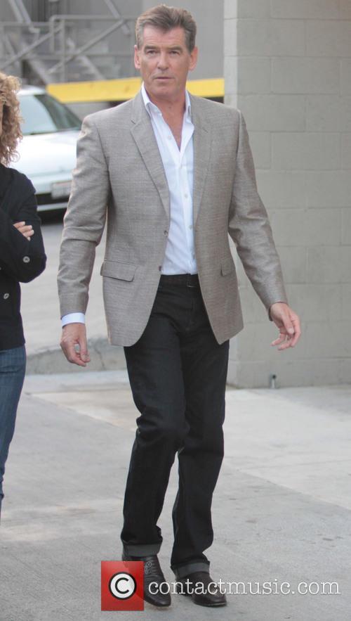 Pierce Brosnan Walk
