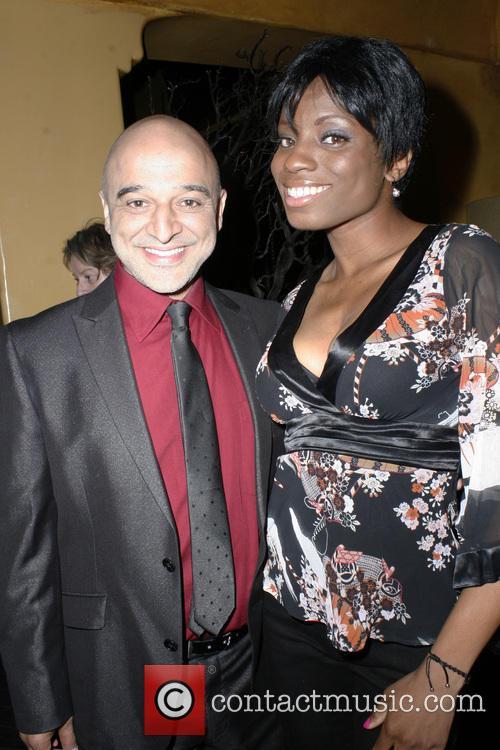 Omar Akram and Angelique Bates 4