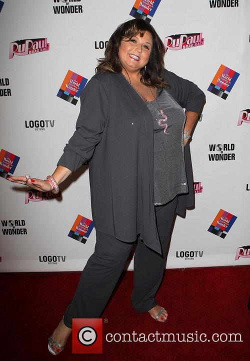 Rupaul and Abby Lee Miller 9