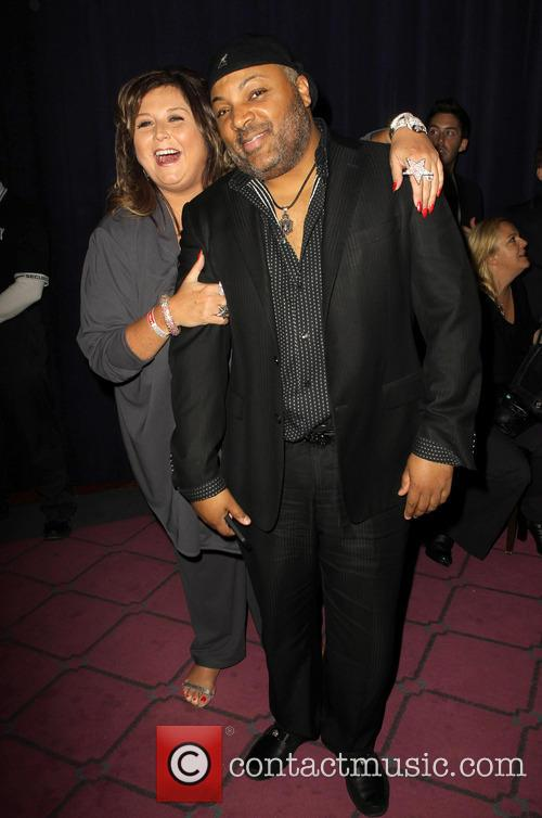 Rupaul and Abby Lee Miller