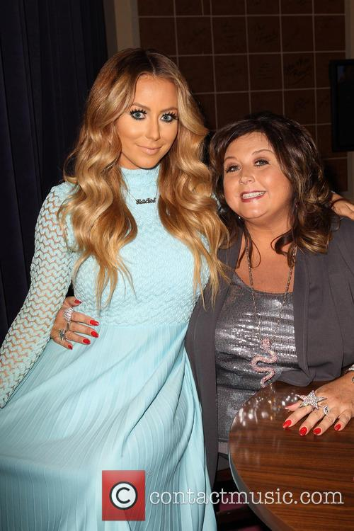 Aubrey O'day and Abby Lee Miller 2