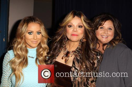 Aubrey O'day, Latoya Jackson and Abby Lee Miller 5
