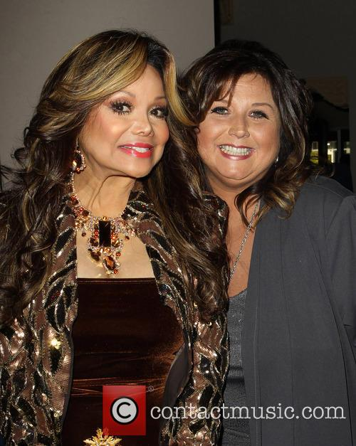Latoya Jackson and Abby Lee Miller 1