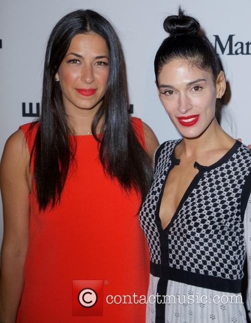 Rebecca Minkoff and Athena Calderone 6