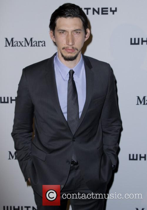 adam driver whitney museum annual art party 3640835