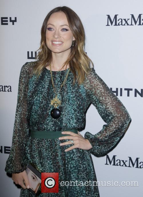 olivia wilde whitney museum annual art party 3640834