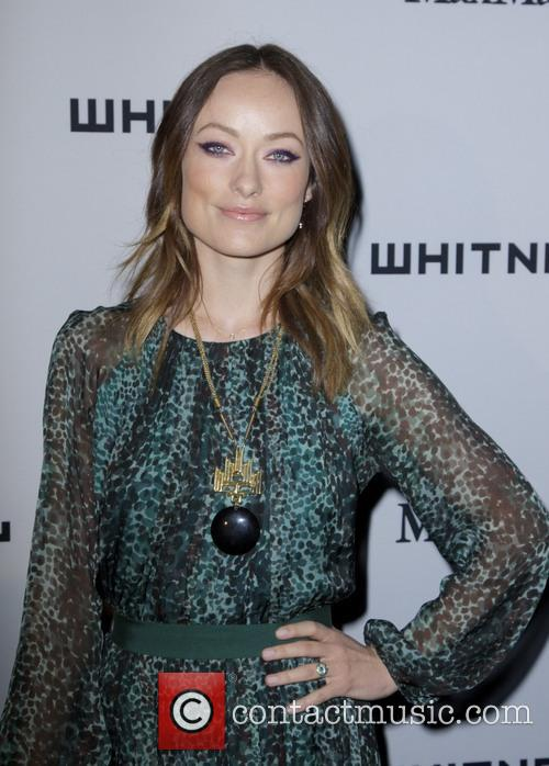 olivia wilde whitney museum annual art party 3640841