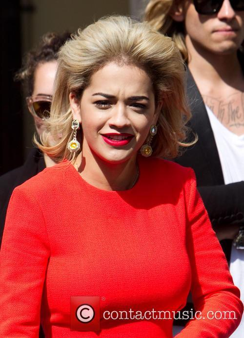 Rita Ora launches British Designers Collective