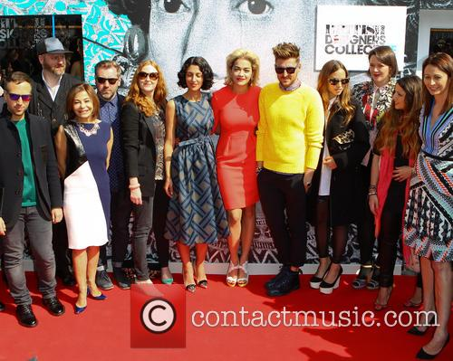 Rita Ora, Henry Holland, Preen, Holly Fulton, Zawe Ashton, Bicester Village