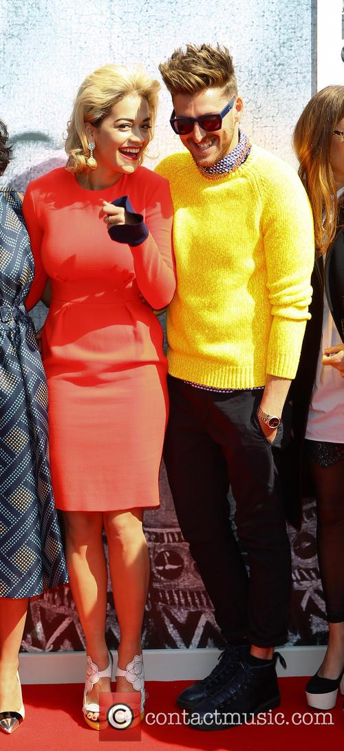 Rita Ora and Henry Holland 2