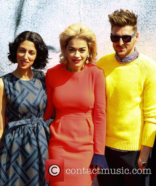 Rita Ora and Henry Holland 5