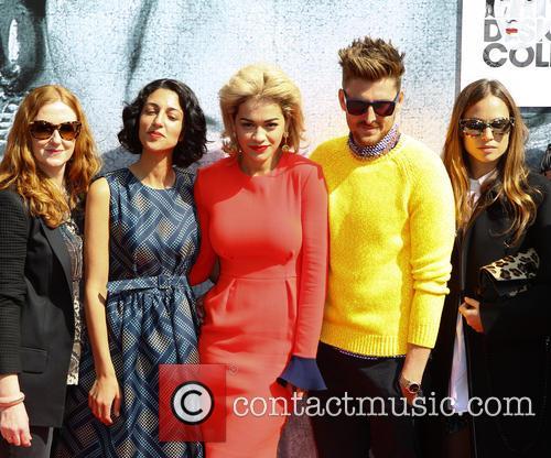 Rita Ora and Henry Holland 9