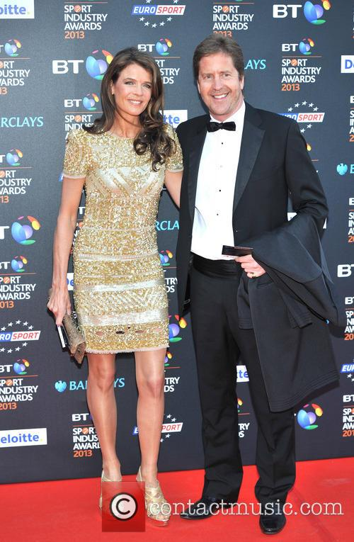 Annabel Croft and Guest 7