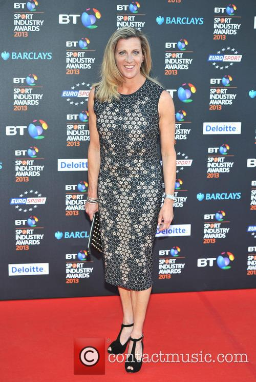 sally gunnell bt sport industry awards 3648984