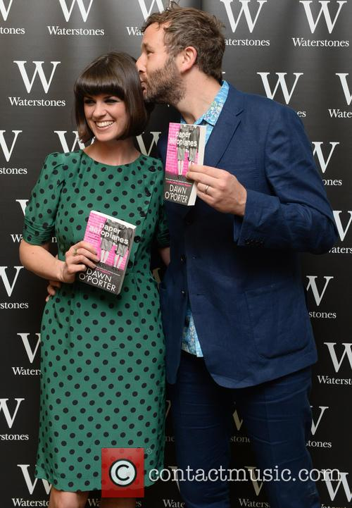 Dawn O'porter and Chris O'dowd 4