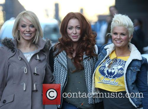 Attomic Kitten, Liz Mcclarnon, Natasha Hamilton and Kerry Katona 2