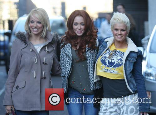 Attomic Kitten, Liz Mcclarnon, Natasha Hamilton and Kerry Katona 1