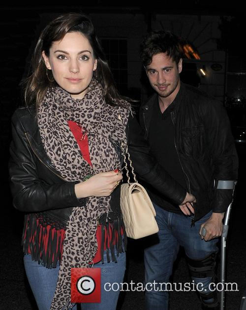 Kelly Brook and Danny Cipriani 3