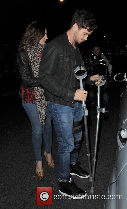 Kelly Brook and Danny Cipriani 4
