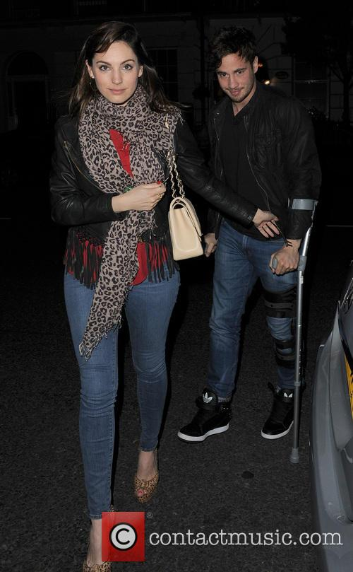Kelly Brook and Danny Cipriani 6