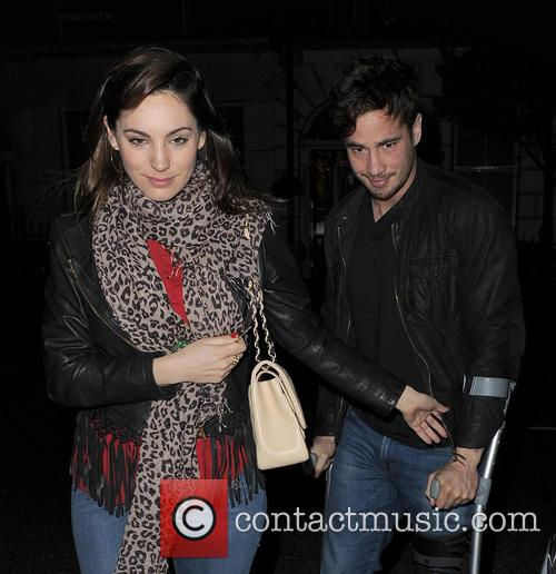 Kelly Brook and Danny Cipriani 9