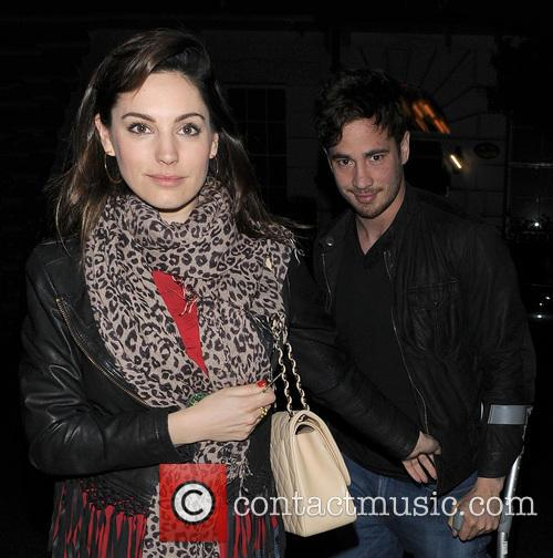 Kelly Brook and Danny Cipriani 12