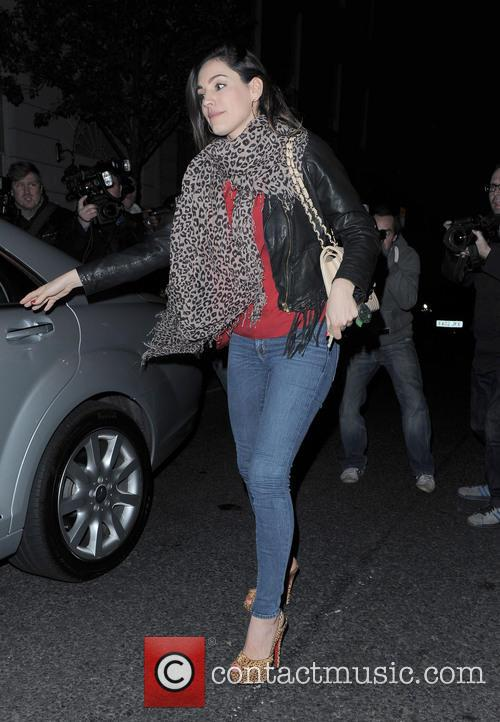kelly brook kelly brook and danny cipriani 3648979