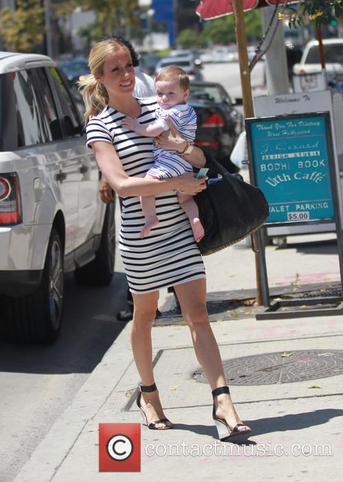 Kristin Cavallari and son Camden go for lunch