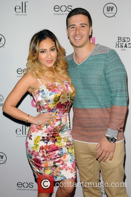 Vinny Guadagnino and Adrienne Bailon 2