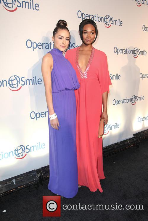 Olivia Culpo and Nana Meriwether 3