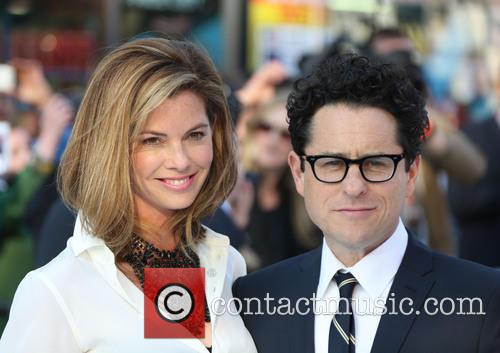 J.j. Abrams and Katie Mcgrath 3
