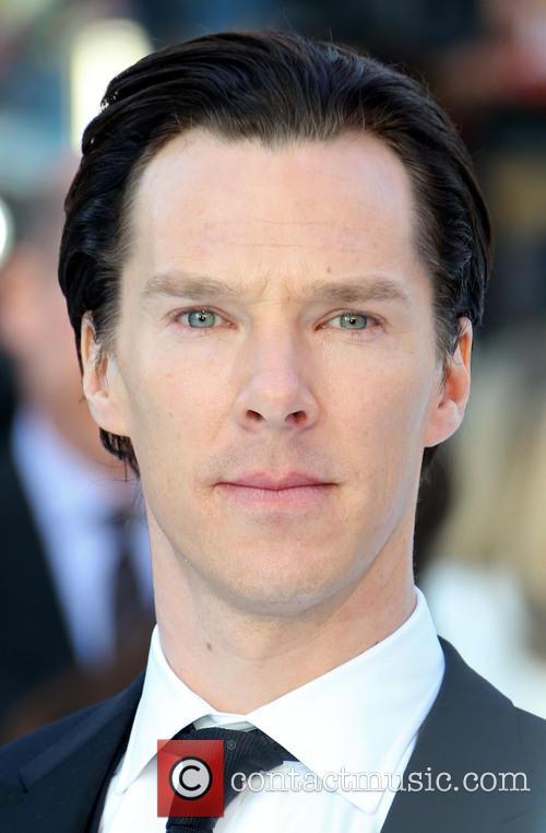 Benedict Cumberbatch at 'Star Trek Into Darkness' premiere