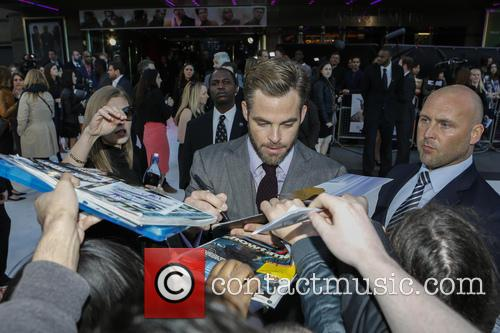 chris pine star trek 3641474