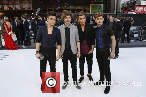 Star Trek, Union J, Empire Leicester Square